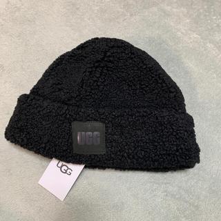 アグ(UGG)のUGG ニット帽 シェルパビーニー(ニット帽/ビーニー)