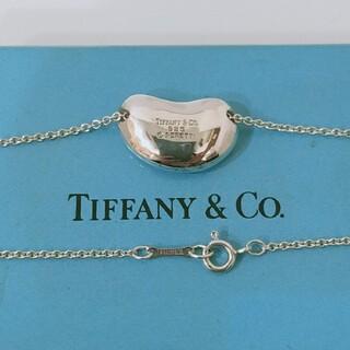ティファニー(Tiffany & Co.)のティファニー ラージビーンネックレス(ネックレス)
