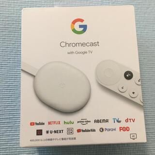 Chromecast with Google TV GA01919(その他)