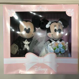 Disney - 【新品未開封】ウェディングドール ミッキー&ミニー