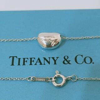 ティファニー(Tiffany & Co.)のティファニー スモールビーンネックレス(ネックレス)