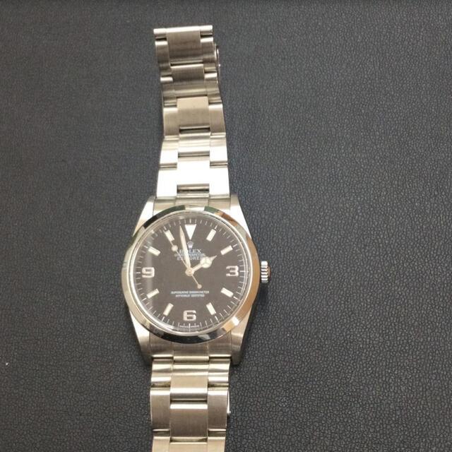 ROLEX(ロレックス)のロレックス エクスプローラー1 メンズの時計(腕時計(アナログ))の商品写真