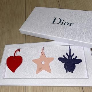 ディオール(Dior)のDior ノベルティ バッグチャーム(バッグチャーム)