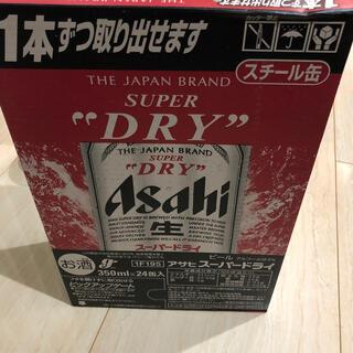 アサヒ(アサヒ)のアサヒスーパードライ 350ml✖️24缶(ビール)
