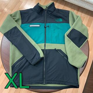 THE NORTH FACE - ノースフェイス スティープテックジップフリース(ユニセックス) XL グリーン