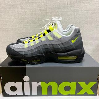 NIKE - 【27.0】Nike Air Max 95 OG Neon (2020)