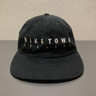 ナイキ(NIKE)の'90s NIKE 白タグ Atlanta nike towncap(キャップ)