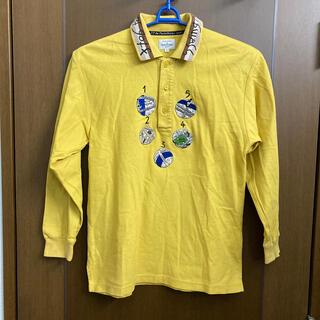 カステルバジャック(CASTELBAJAC)のCastelbajacレディース長袖ポロシャツ(ポロシャツ)
