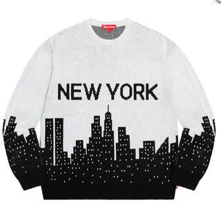 Supreme - Supreme New York Sweater Medium