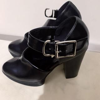 snidel - snidel♡厚底革靴