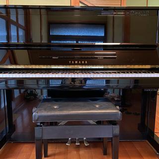 ヤマハ(ヤマハ)のYAMAHA アップライトピアノ MX101R 自動演奏 フロッピー (ピアノ)