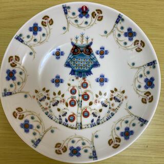 イッタラ(iittala)のイッタラ タイカ ディーププレート20cmホワイト(食器)