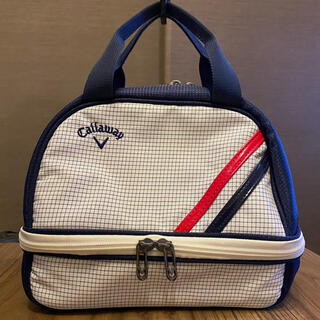 Callaway - ゴルフ キャロウェイ アクティブクールバッグ カートポーチ バッグ 鞄 小物入れ
