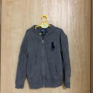 ポロラルフローレン(POLO RALPH LAUREN)の本物ラルフローレンのグレービックポニーのセーター 4のため100から110程度 (ニット)