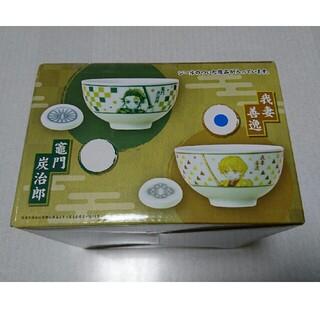 鬼滅の刃 善逸 プレミアム茶碗箸置き セット 陶器製