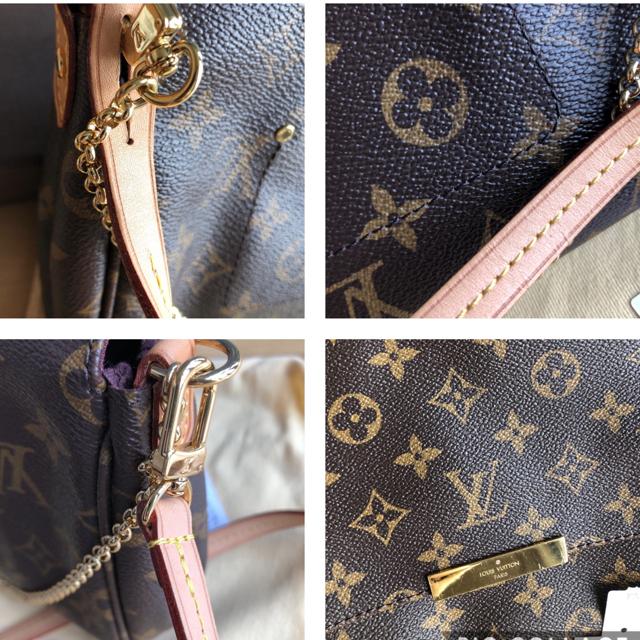 LOUIS VUITTON(ルイヴィトン)のルイ ヴィトン フェイボリットMM モノグラム レディースのバッグ(ショルダーバッグ)の商品写真