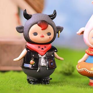 POPMART PUCKY Milk Babies限定シリーズPunk Calf