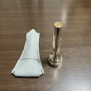 デニスウィック トランペットマウスピース5E銀(トランペット)