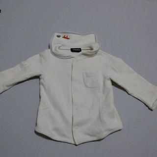 クレードスコープ(kladskap)のクレードスコープ80センチ長袖+GAPデニム(シャツ/カットソー)