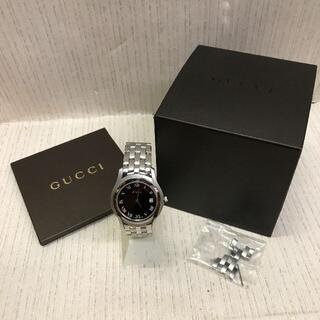 Gucci - GUCCI クォーツ 腕時計 5500L 10005986