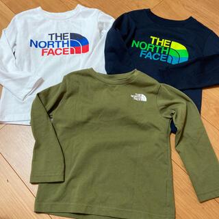 THE NORTH FACE - ノースフェイス 110 kids ロンティ