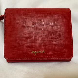 agnes b. - アニエスベー二つ折り財布