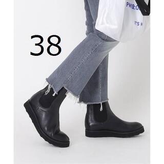 DEUXIEME CLASSE - CAMINANDO BOOTS 38 ドゥーズィエムクラス