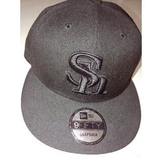 福岡ソフトバンクホークス - ソフトバンクホークス&NEWERAコラボ帽子