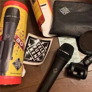 オーディオテクニカ(audio-technica)の未使用に近い TELEFUNKEN M80 テレフンケン ¥35640(マイク)