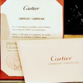 Cartier - ★ 証明書あり カルティエ ラブリング イエローゴールド 美品 ★