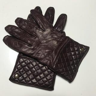 クロエ(Chloe)のクロエ レザー手袋(手袋)