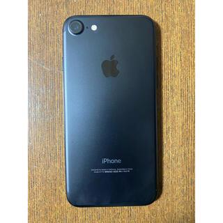 iPhone - 美品 iPhone7 128GB ブラック SIMフリー
