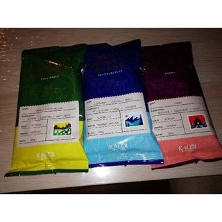 KALDI - カルディ 豪華セットコーヒー (挽き粉)