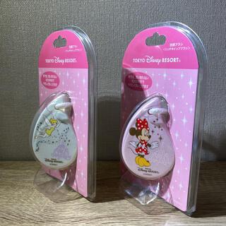 Disney - 【ディズニー】洗顔ブラシ セット ティンカーベル & ミニー