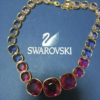 SWAROVSKI - 美品スワロフスキーネックレス