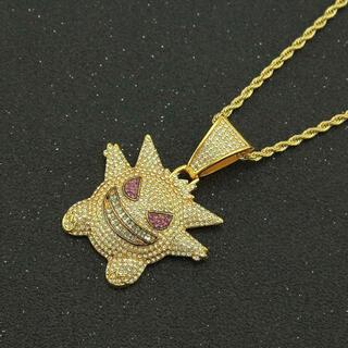 ゲンガー 18k金メッキ ネックレス