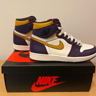 NIKE - NIKE SB AIR JORDAN 1 RETRO LA TO CHICAGO