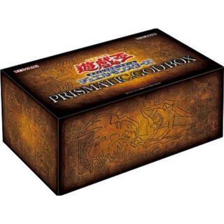 ユウギオウ(遊戯王)の遊戯王 PRISMATIC プリズマティックゴッドボックス未開封(Box/デッキ/パック)