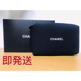 CHANEL - 【即発送】新品!♡CHANEL シャネルポーチ ノベルティ 箱付き