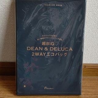 DEAN & DELUCA - DEAN&DELUCA ディーン&デルーカ トートバッグ エコバッグ