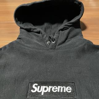 シュプリーム(Supreme)の100%本物 supreme 16aw box logo hooded パーカー(パーカー)
