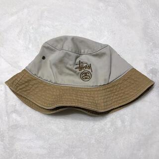 ステューシー(STUSSY)のステューシー STUSSY バケットハット 帽子 (ハット)