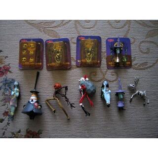 ナイトメアビフォアクリスマス フィギュアコレクション パート2 カプセルトイ(SF/ファンタジー/ホラー)