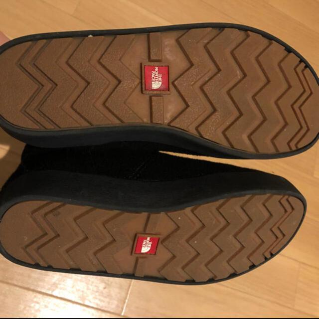 THE NORTH FACE(ザノースフェイス)のTHE NORTH FACE  ☆美品ムートンブーツ24cm レディースの靴/シューズ(ブーツ)の商品写真