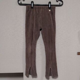 petit main - コーデュロイパンツ  110cm