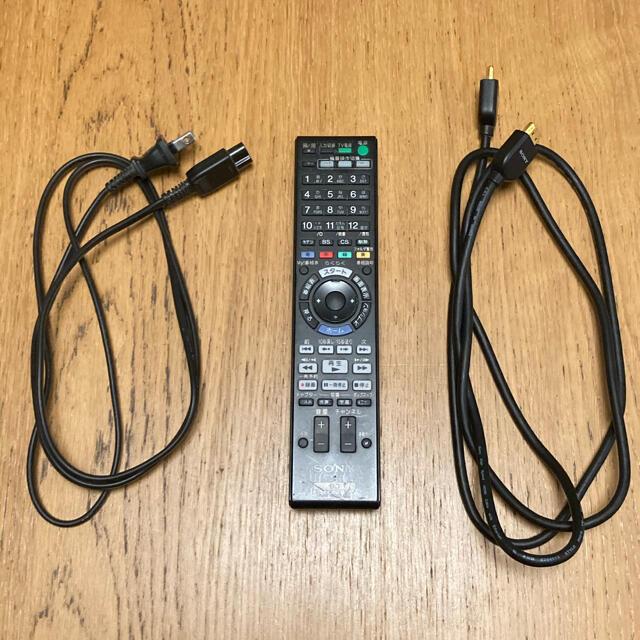 SONY(ソニー)のSONY BDレコーダー BDZ-AT900 スマホ/家電/カメラのテレビ/映像機器(ブルーレイレコーダー)の商品写真