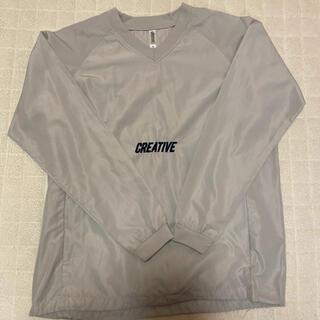 シュプリーム(Supreme)の早い者勝ち creative drug store logo ピステ(パーカー)