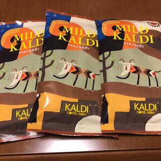 KALDI - KALDI コーヒー マイルドカルディ  3袋