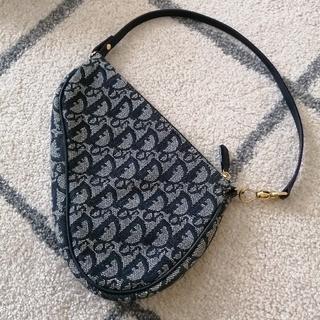 Christian Dior - ディオール サドルポーチ ハンドバッグ