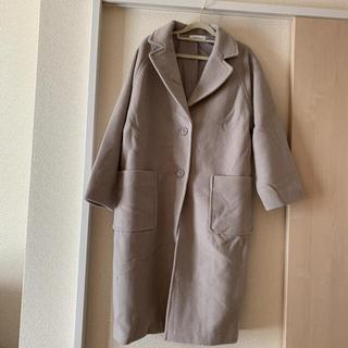 ミラオーウェン(Mila Owen)のバッグ付き ミラオーウェンコート(ロングコート)